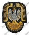 Officer's cap eagle - air forces - PSZ - the Polish Armed Forces in the West