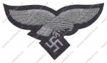 Officer's jacket eagle - LUFTWAFFE