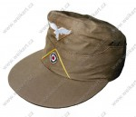 German soldiers Tropical field cap  M43 - LUFTWAFFE