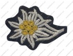 Mountain troops edelweiss - officers / Gebirgsjäger - Waffen SS - ver.1